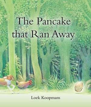 The Pancake That Ran Away