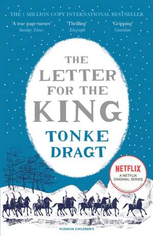 The Letter for the King (Winter Edition) de Tonke (Author) Dragt