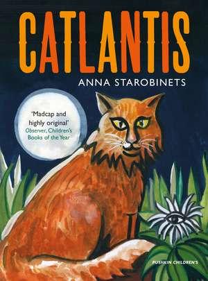 Catlantis de Anna Starobinets