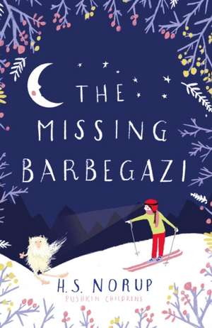 The Missing Barbegazi de H.S. Norup