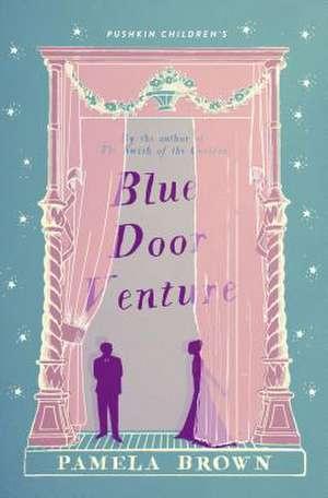 Blue Door Venture (Blue Door 4) de Pamela Brown