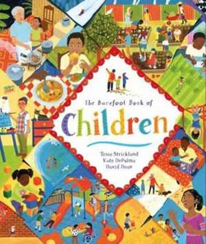 Barefoot Books Children of the World:  Fables from the Islamic World de Tessa Strickland