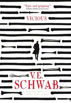 Vicious de V. E. Schwab