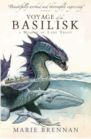 Voyage of the Basilisk de Marie Brennan