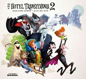 Rector, B: The Art of Hotel Transylvania 2 de Mel Brooks