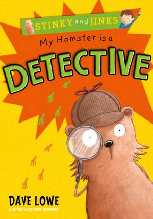My Hamster is a Detective