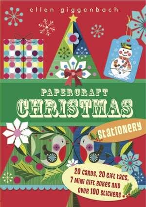 Papercraft Christmas: Kit de Libby Hamilton
