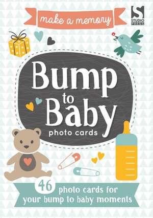 Make a Memory Bump to Baby Photo Cards de Holly Brook-Piper