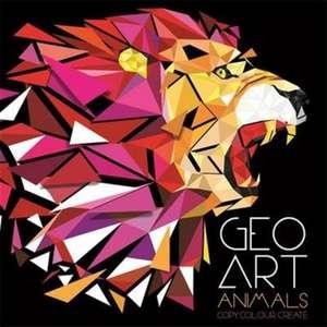 Geo Art Animals de Gemma Cooper