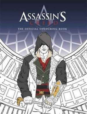 Assassin's Creed Colouring Book de Warner Brothers