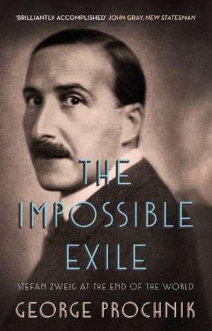 The Impossible Exile de George Prochnik