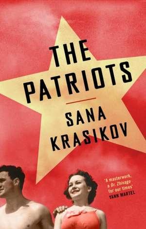 Patriots de Sana Krasikov