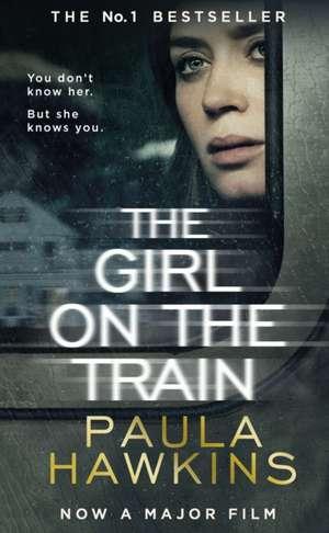 The Girl on the Train. Film Tie-In de Paula Hawkins