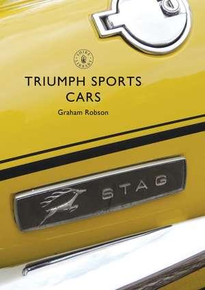 Triumph Sports Cars de Graham Robson