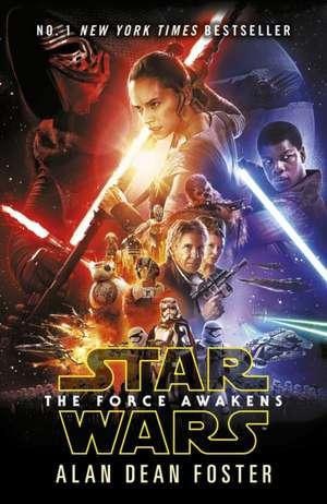 Star Wars: The Force Awakens de Alan Dean Foster