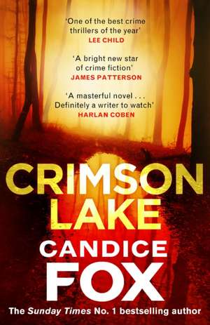 Crimson Lake de Candice Fox
