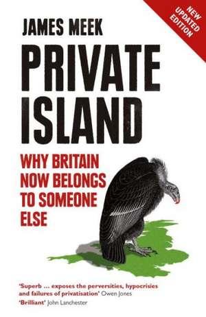 Private Island de James Meek