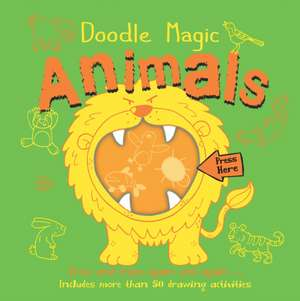 Doodle Magic Animals