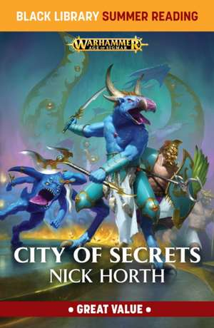 City of Secrets de Nick Horth