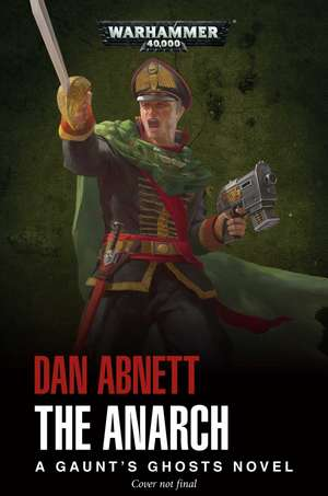 The Anarch de Dan Abnett