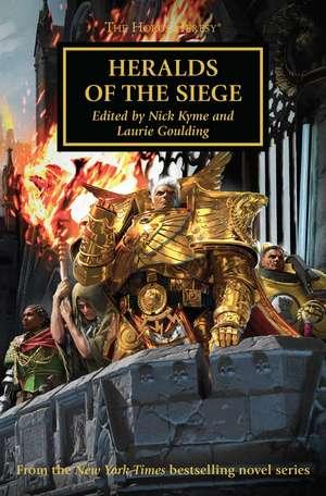 Heralds of the Siege de Nick Kyme