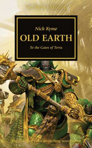 Old Earth de Nick Kyme