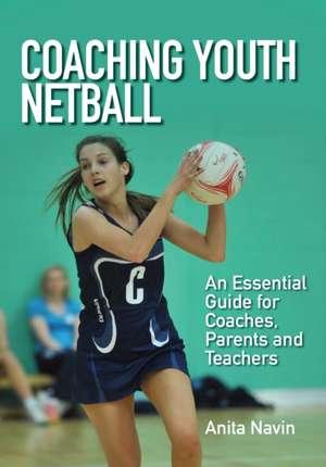 Coaching Youth Netball imagine