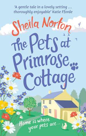 Pets at Primrose Cottage