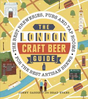 The London Craft Beer Guide imagine
