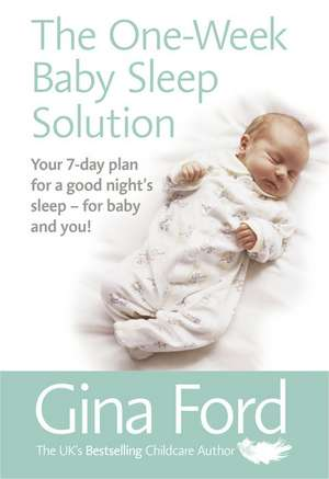 One-Week Baby Sleep Solution