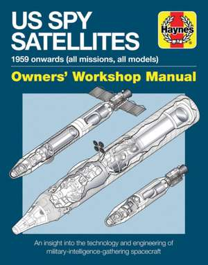 Spy Satellite Manual imagine