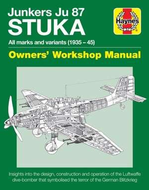 Junkers JU 87 ' Stuka' Manual
