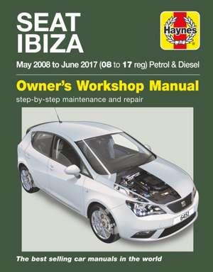 SEAT Ibiza ('08-'17) de Mark Storey