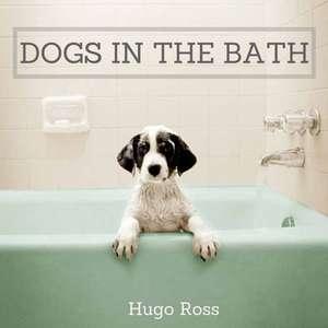 DOGS IN THE BATH imagine