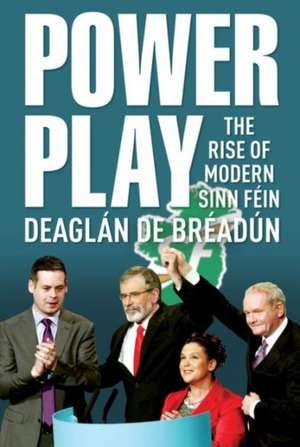 Power Play de Deaglan de Breadun