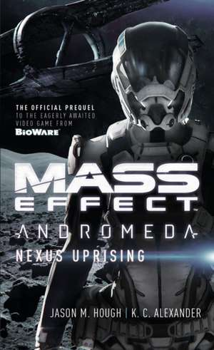 Mass Effect - Andromeda de Jason M. Hough