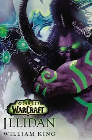 Illidan World of Warcraft de William King
