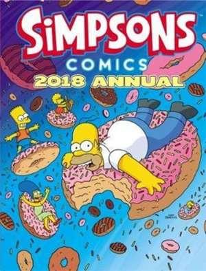 Simpsons - Annual 2018