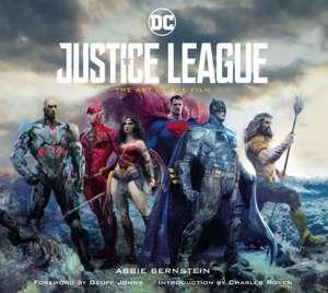 Justice League de Abbie Bernstein