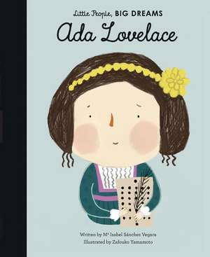 Ada Lovelace de Isabel Sanchez Vegara
