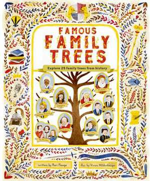 The Book of Family Trees de Vivien Mildenberger