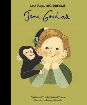 Jane Goodall de Isabel Sanchez Vegara