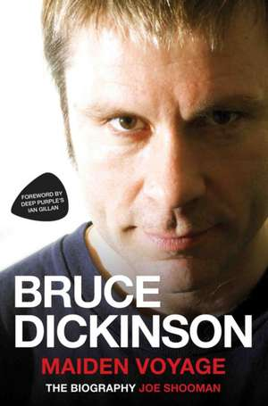 Bruce Dickinson de Joe Shooman