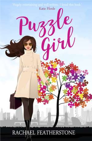 Puzzle Girl de Rachael Featherstone