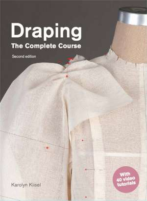Draping: The Complete Course imagine