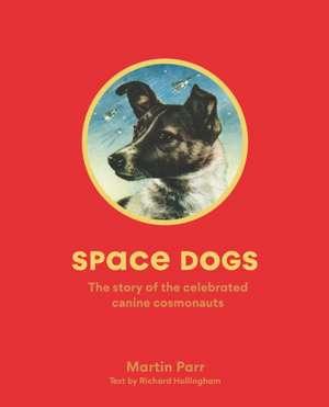 Space Dogs de Martin Parr