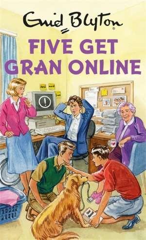 Vincent, B: Five Get Gran Online imagine