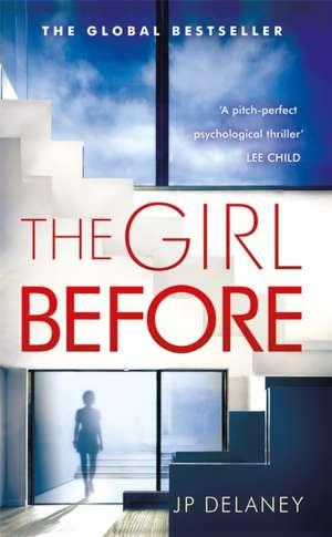 The Girl Before de J. P. Delaney