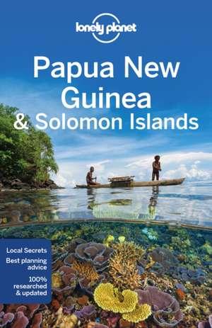 Lonely Planet Papua New Guinea & Solomon Islands de Lonely Planet