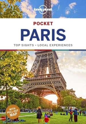 Pocket Paris de Lonely Planet